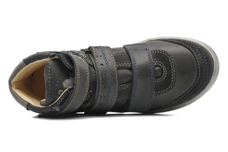 Sneaker Primigi LOWELL grau ansicht von links