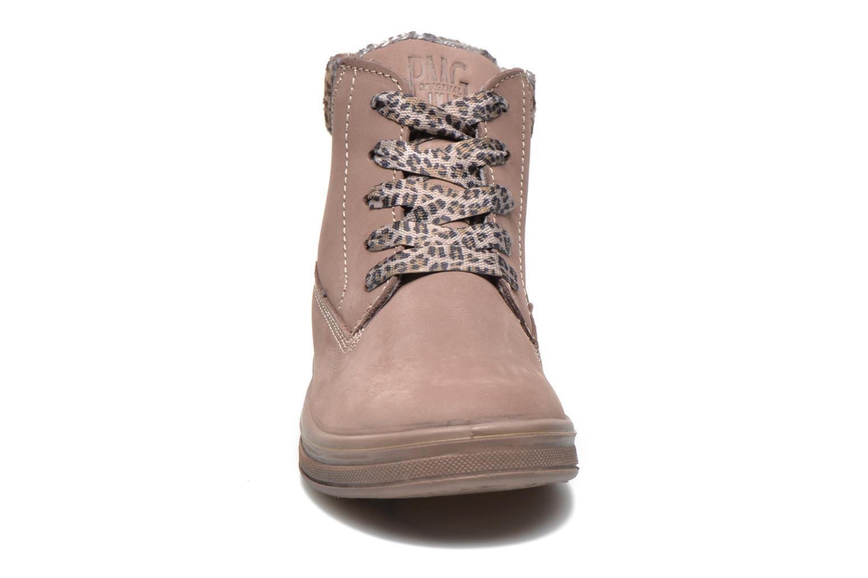 Sneakers Primigi ROLAND Rosa modello indossato