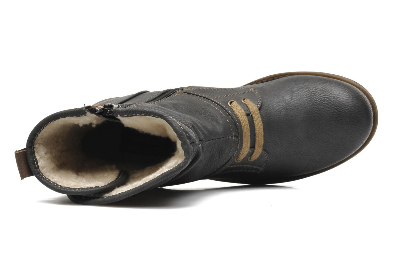 Bottines et boots Mustang shoes Masya Gris vue gauche