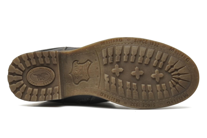 Stiefeletten & Boots Mustang shoes Masya grau ansicht von oben
