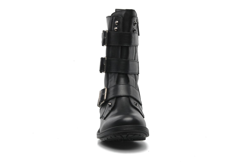 Boots en enkellaarsjes IKKS Ranger collector boucle Zwart model