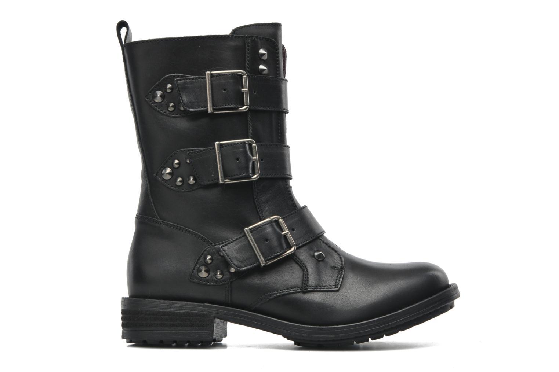Boots en enkellaarsjes IKKS Ranger collector boucle Zwart achterkant