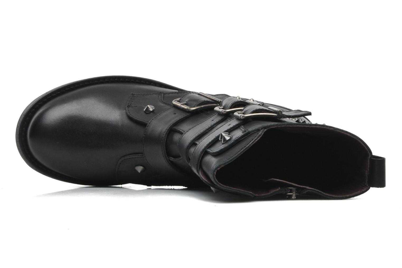 Boots en enkellaarsjes IKKS Ranger collector boucle Zwart links