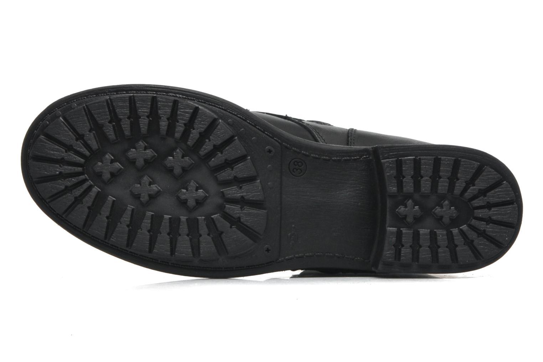 Boots en enkellaarsjes IKKS Ranger collector boucle Zwart boven