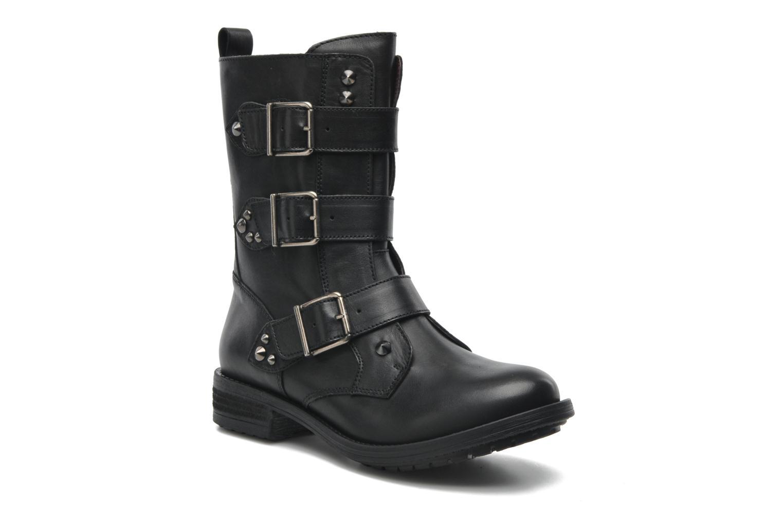 Boots en enkellaarsjes IKKS Ranger collector boucle Zwart detail
