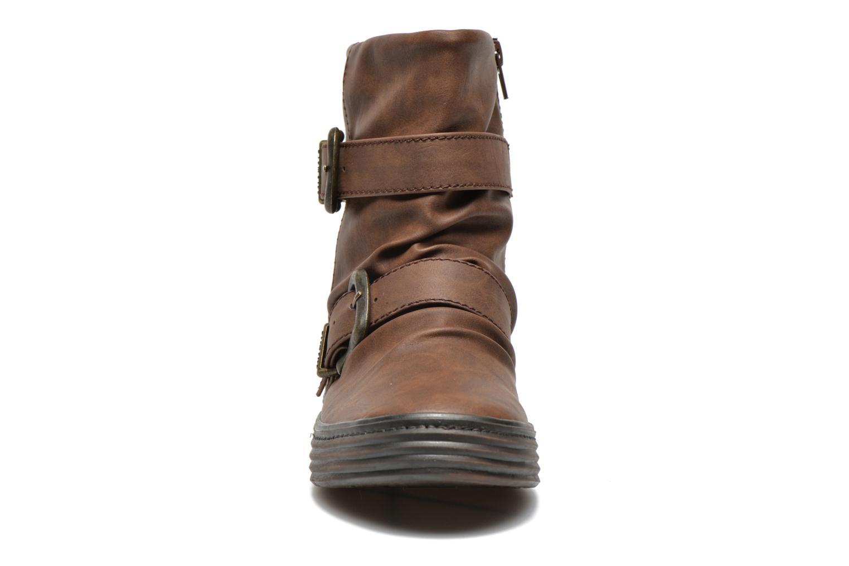 Boots en enkellaarsjes Blowfish Octave Bruin model