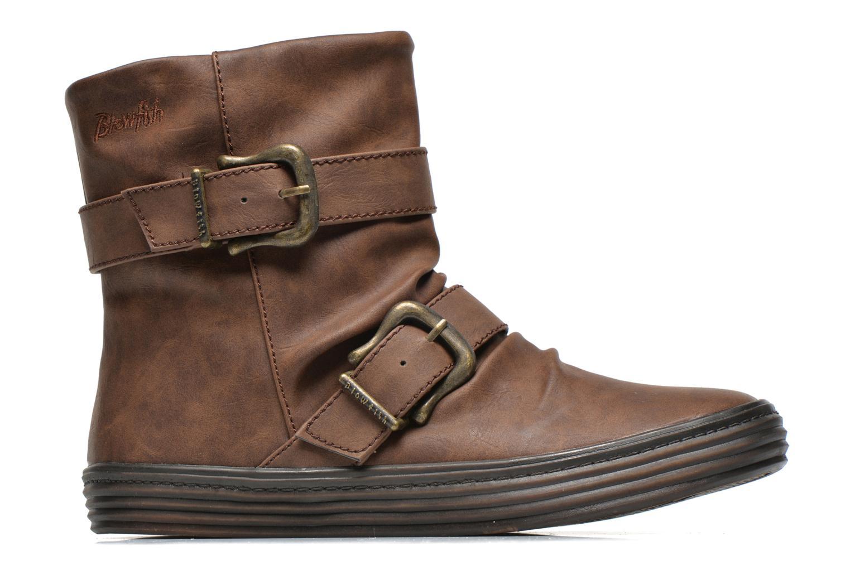 Boots en enkellaarsjes Blowfish Octave Bruin achterkant