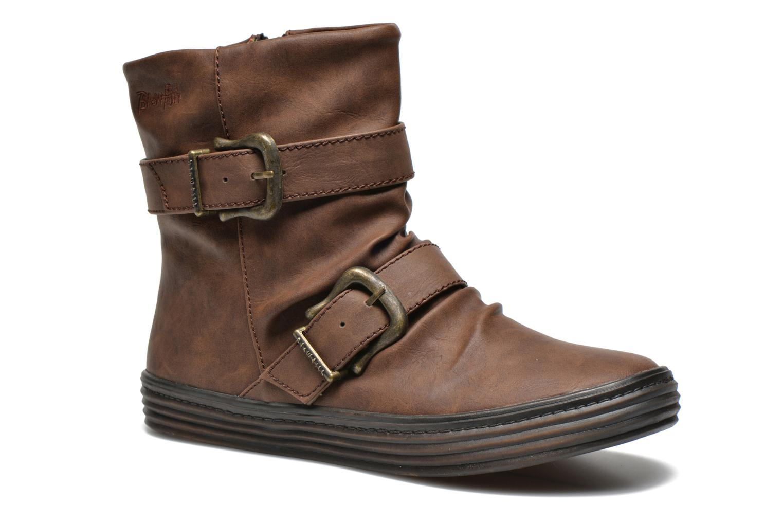 Boots en enkellaarsjes Blowfish Octave Bruin detail