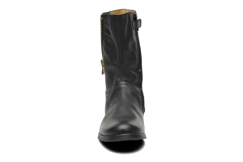 Bottes Ramdam by GBB HARRISON Noir vue portées chaussures