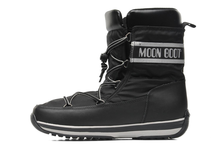 Sportschuhe Moon Boot Lem schwarz ansicht von vorne