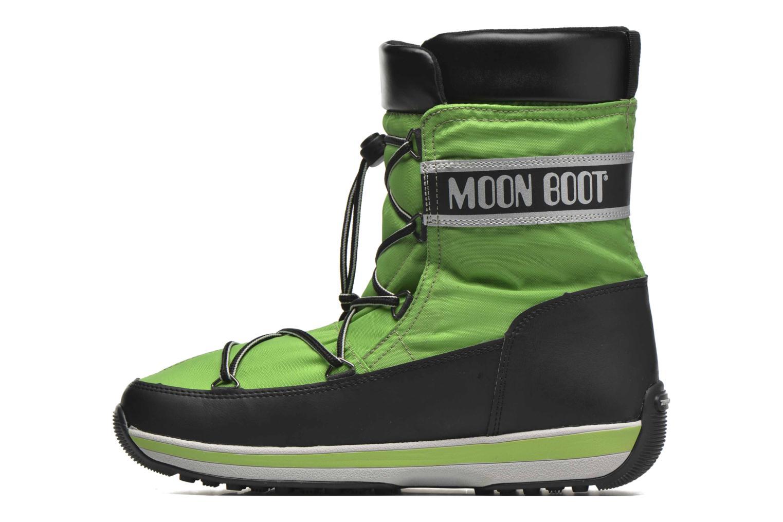 Sportschoenen Moon Boot Lem Groen voorkant