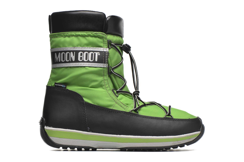 Sportschoenen Moon Boot Lem Groen achterkant