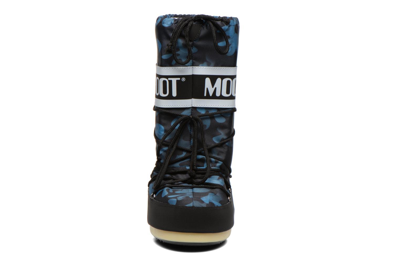Laarzen Moon Boot Camu Blauw model