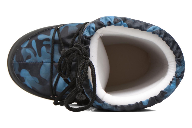 Laarzen Moon Boot Camu Blauw links