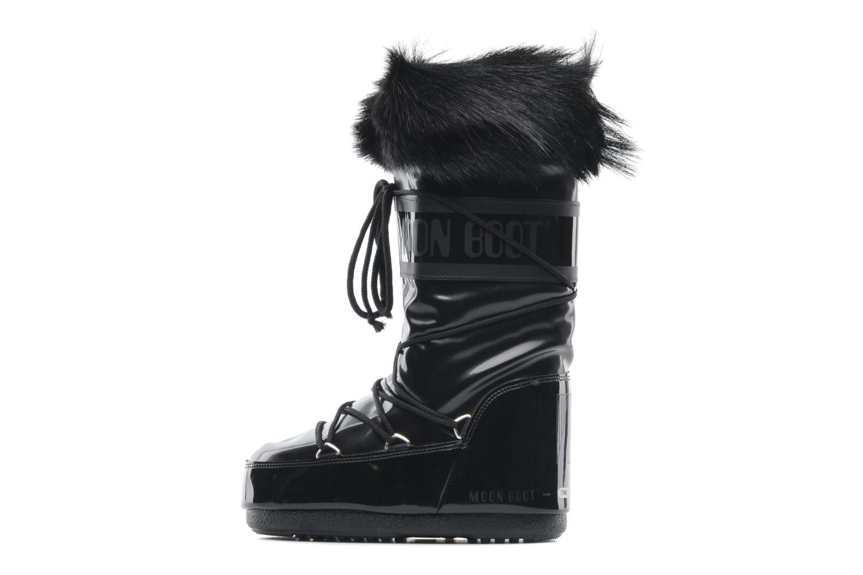 Laarzen Moon Boot Vail Zwart voorkant