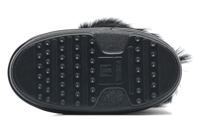 Botas Moon Boot Vail Negro vista de arriba