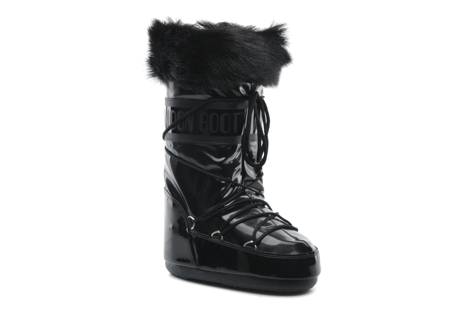 Boots & wellies Moon Boot Vail Black detailed view/ Pair view