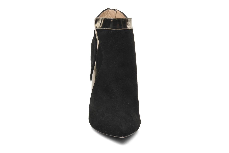 Stiefeletten & Boots Pura Lopez Rococo schwarz schuhe getragen