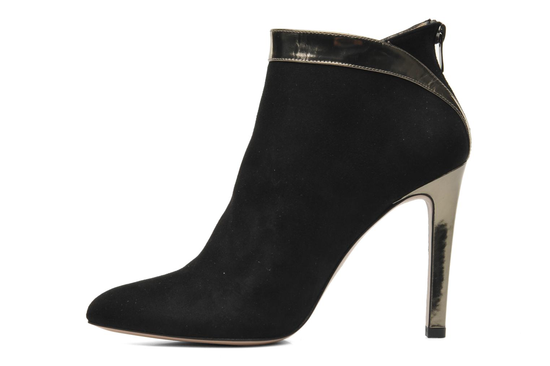 Stiefeletten & Boots Pura Lopez Rococo schwarz ansicht von vorne