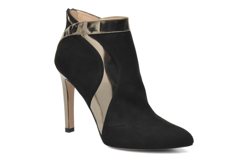 Stiefeletten & Boots Pura Lopez Rococo schwarz detaillierte ansicht/modell