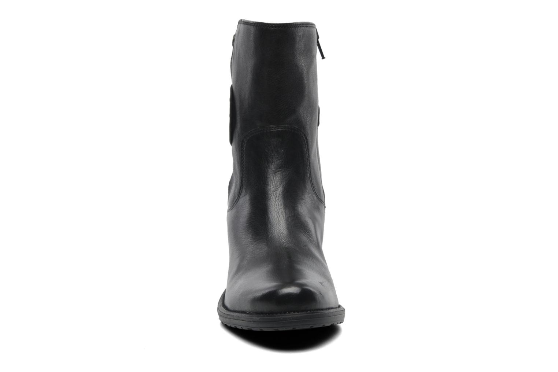 Bottines et boots Clarks Maymie Skye Noir vue portées chaussures
