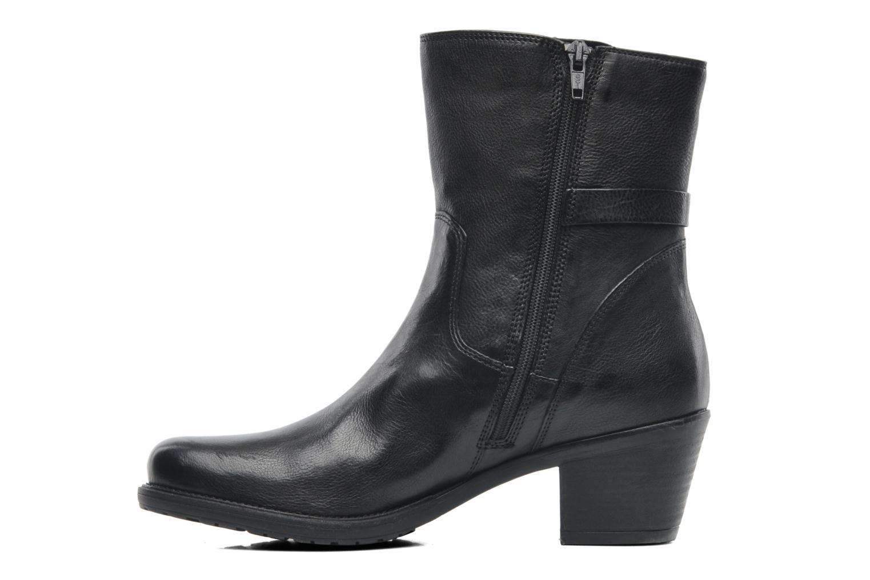 Bottines et boots Clarks Maymie Skye Noir vue face