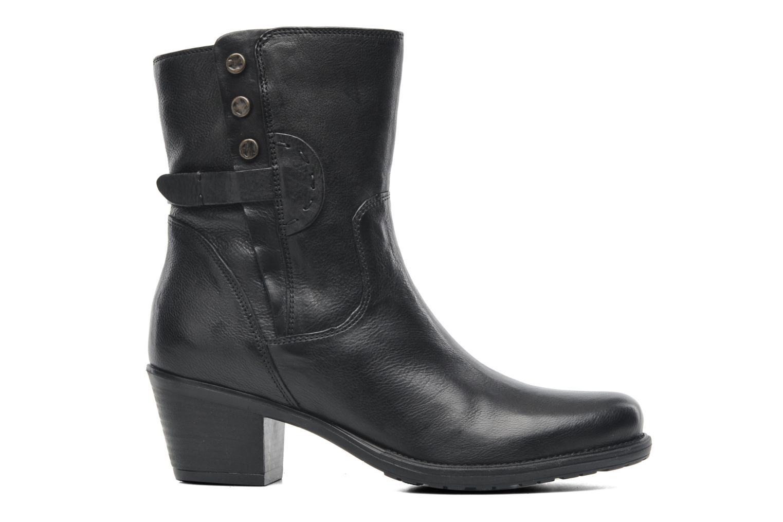 Bottines et boots Clarks Maymie Skye Noir vue derrière