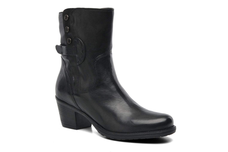 Bottines et boots Clarks Maymie Skye Noir vue détail/paire