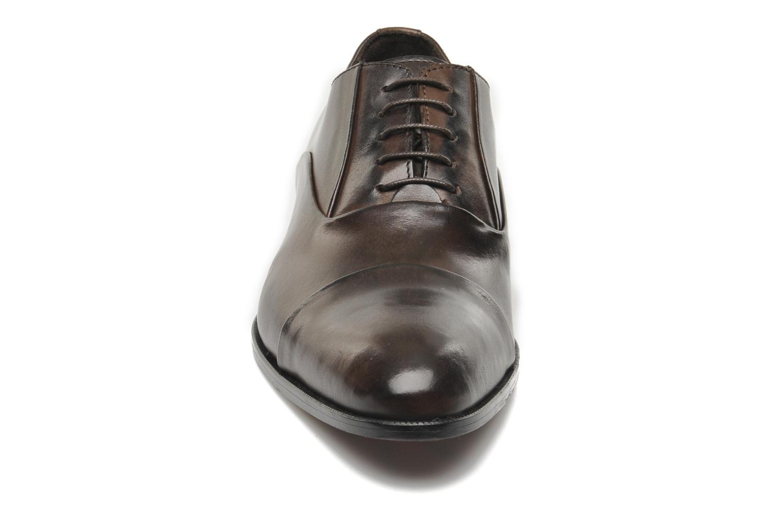 Chaussures à lacets Marvin&Co Nagoya Marron vue portées chaussures