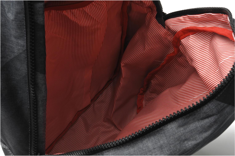 Rucksäcke Herschel Settlement grau ansicht von hinten