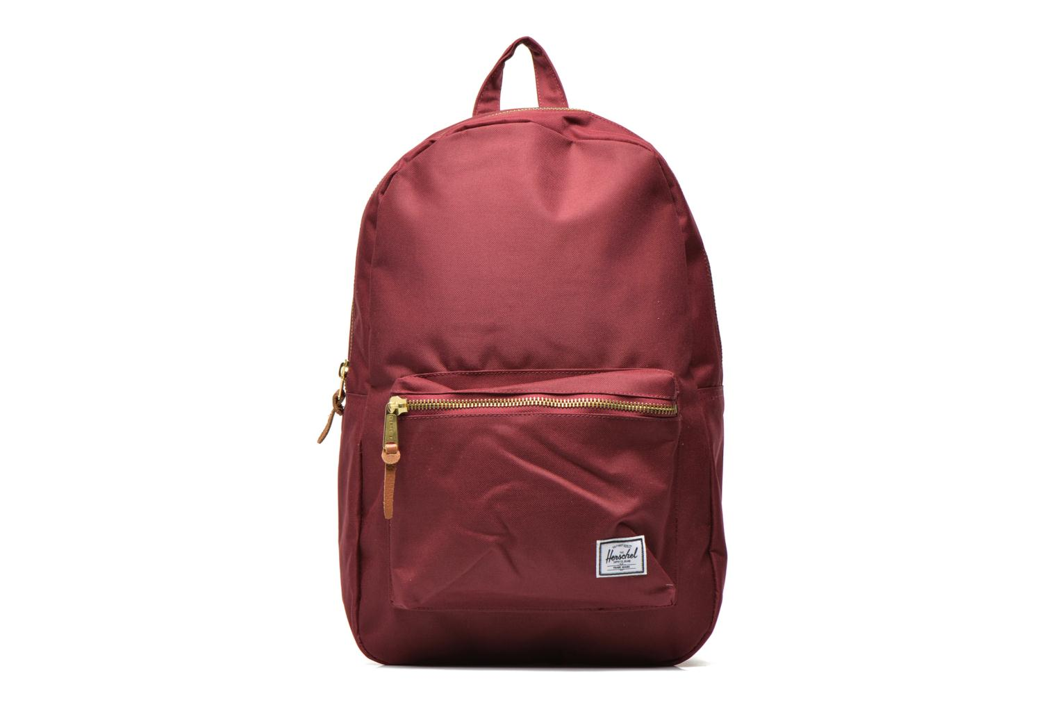Rucksacks Herschel Settlement Burgundy detailed view/ Pair view