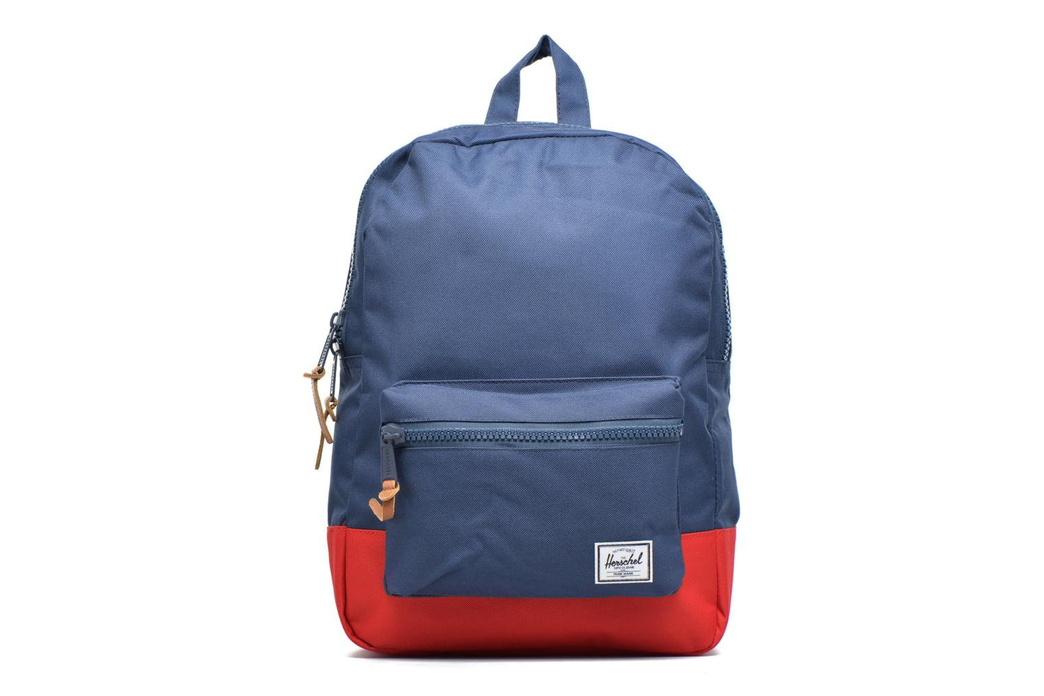 Rucksacks Herschel Settlement Blue detailed view/ Pair view
