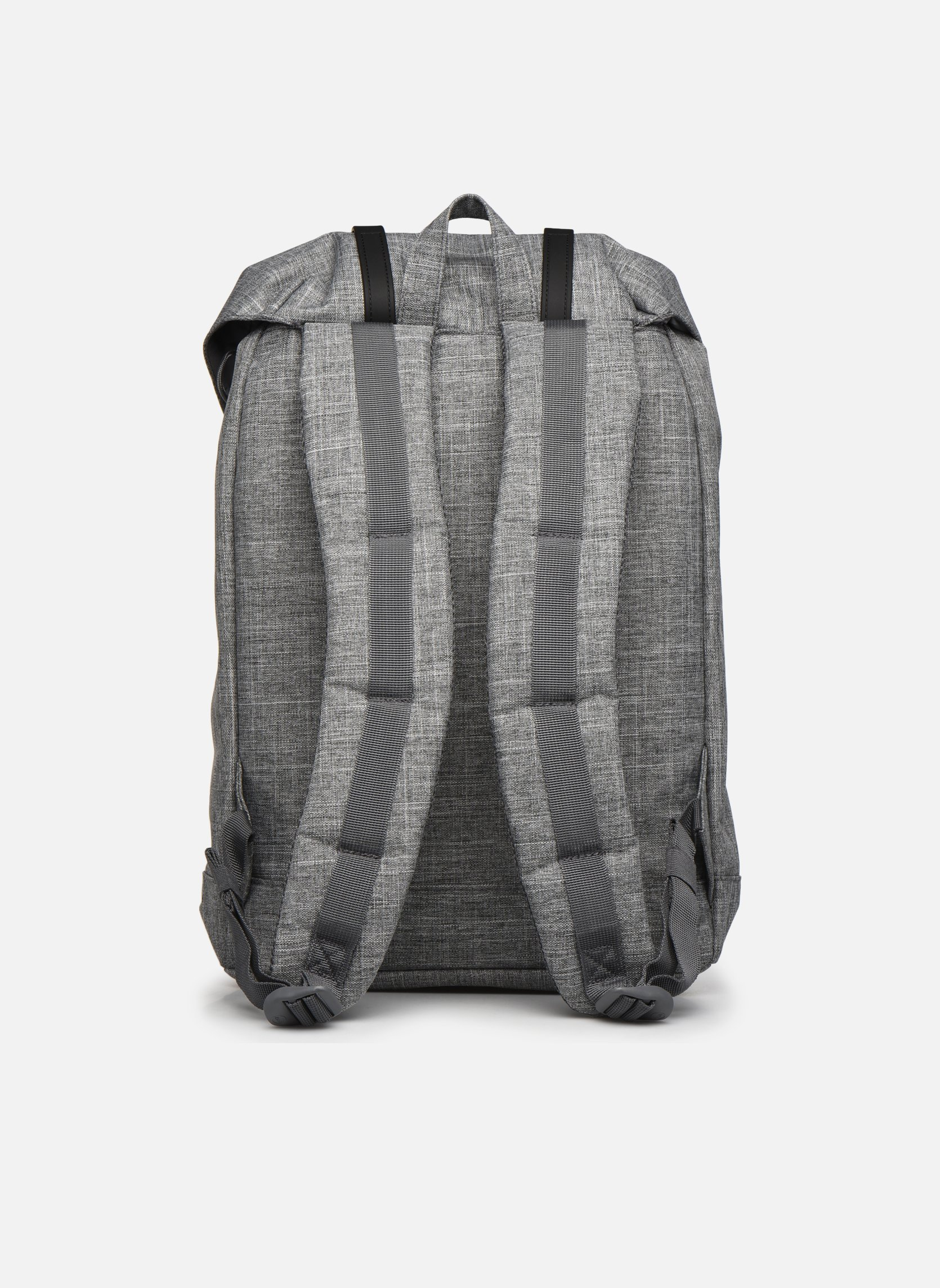 Mochilas Herschel Retreat Gris vista de frente