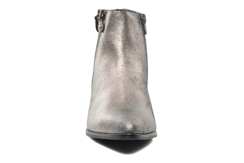 Bottines et boots Karston Perval Gris vue portées chaussures