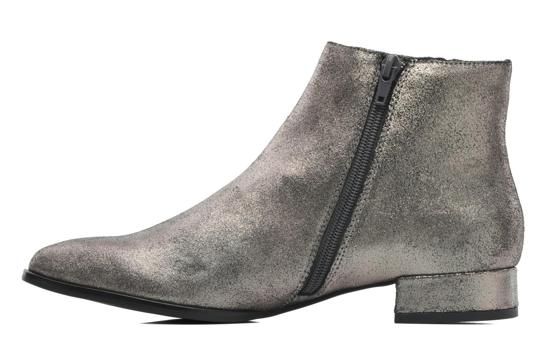 Stiefeletten & Boots Karston Perval grau ansicht von vorne
