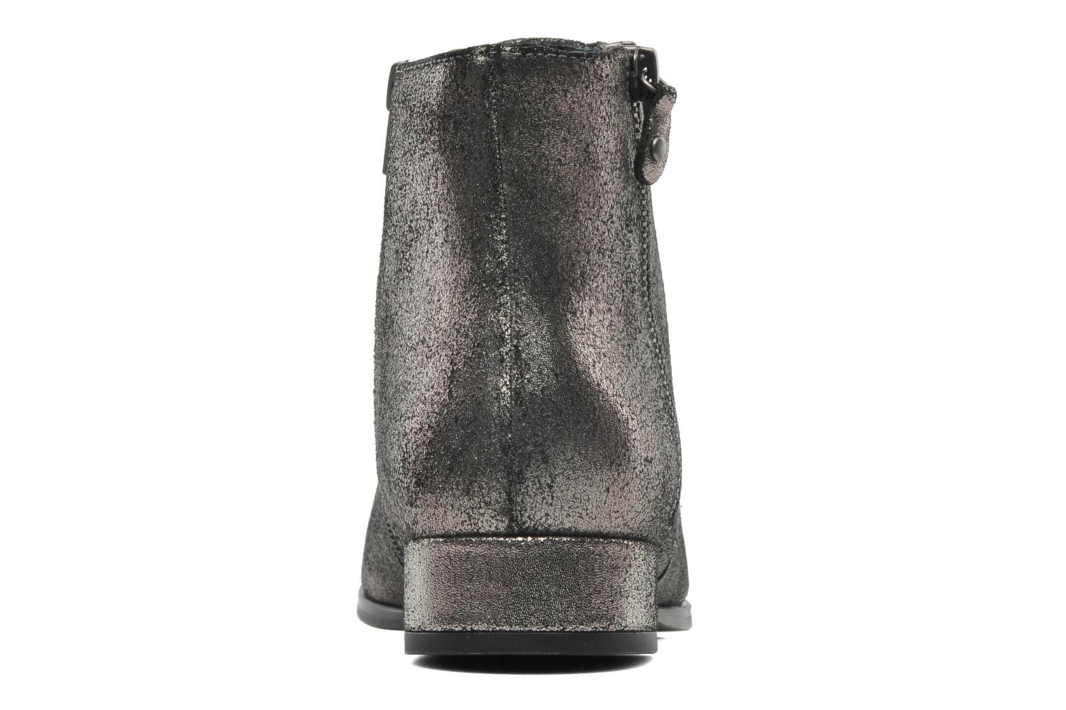 Ankle boots Karston Perval Grey view from the right