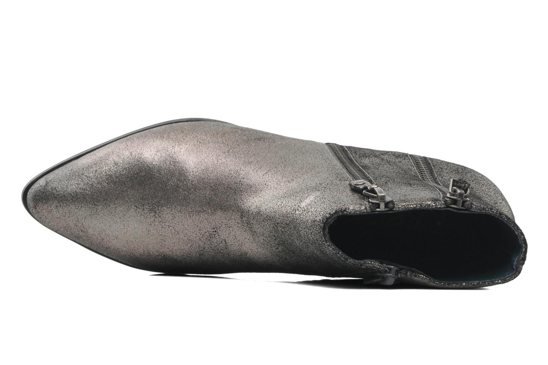 Stiefeletten & Boots Karston Perval grau ansicht von links