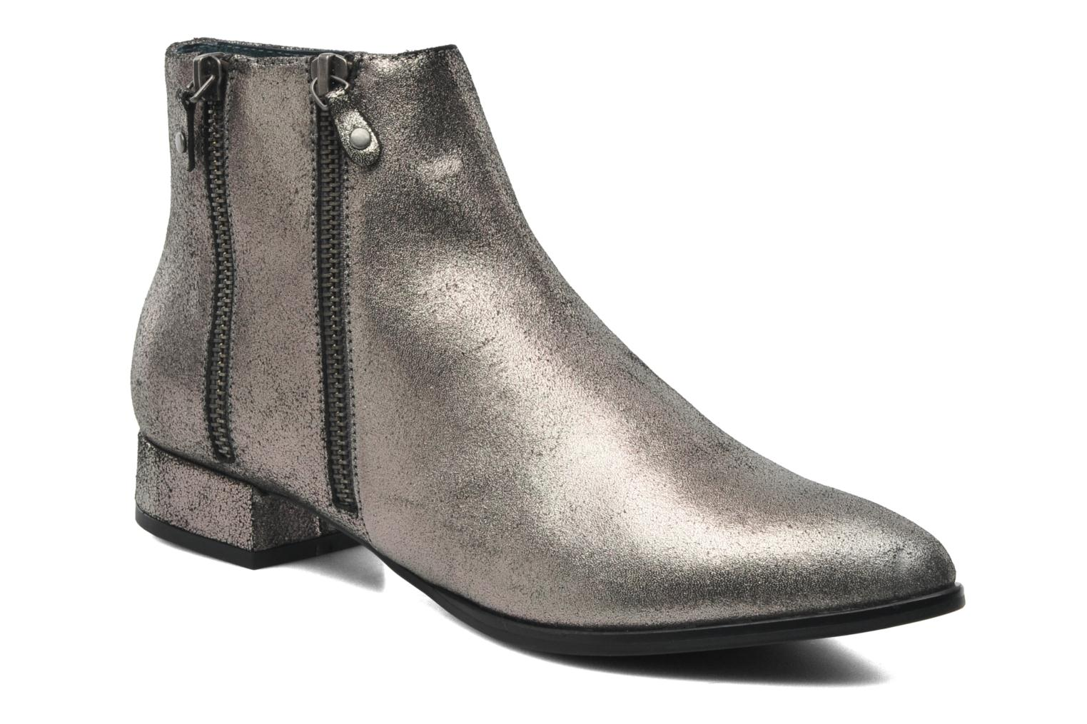 Ankle boots Karston Perval Grey detailed view/ Pair view