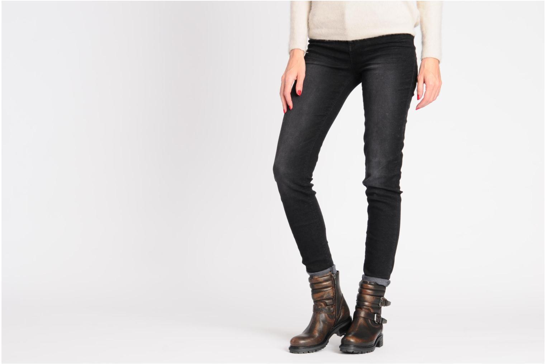 Stiefeletten & Boots Karston Orage gold/bronze ansicht von unten / tasche getragen