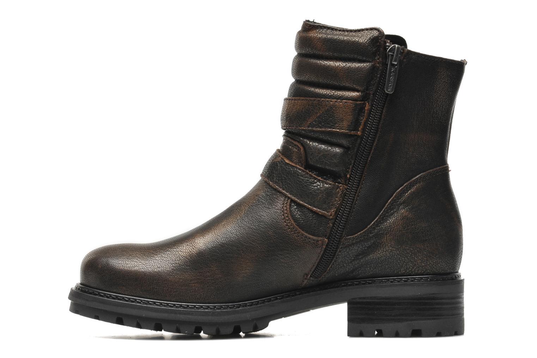 Stiefeletten & Boots Karston Orage gold/bronze ansicht von vorne