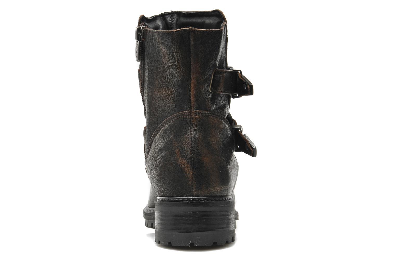 Stiefeletten & Boots Karston Orage gold/bronze ansicht von rechts