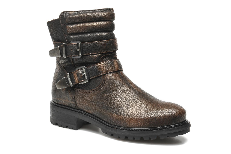 Stiefeletten & Boots Karston Orage gold/bronze detaillierte ansicht/modell