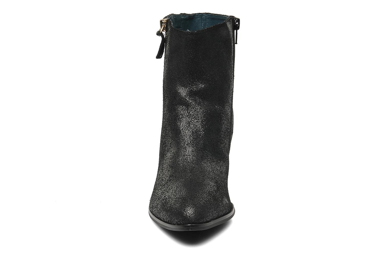 Bottines et boots Karston Obleu Noir vue portées chaussures