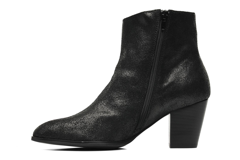 Stiefeletten & Boots Karston Obleu schwarz ansicht von vorne