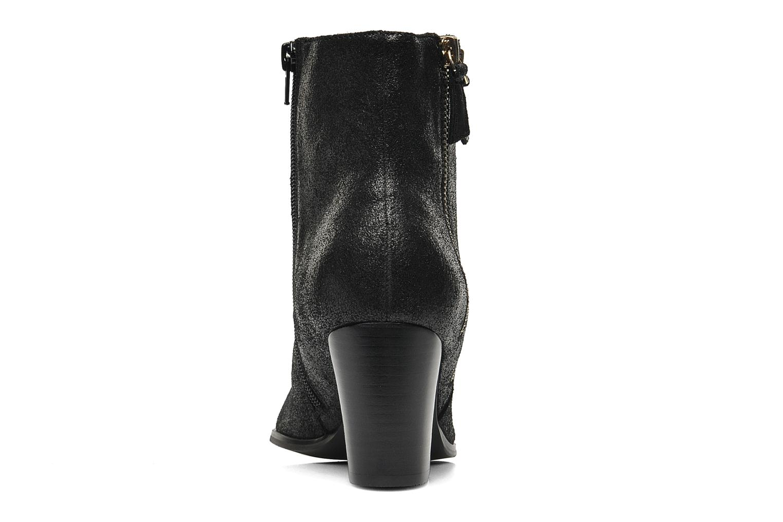 Bottines et boots Karston Obleu Noir vue droite