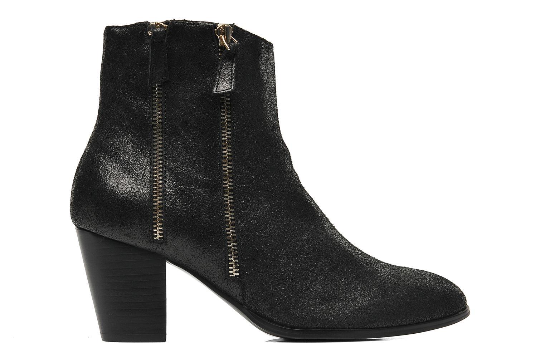 Bottines et boots Karston Obleu Noir vue derrière