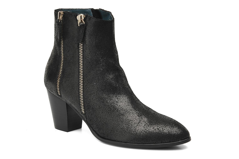 Bottines et boots Karston Obleu Noir vue détail/paire