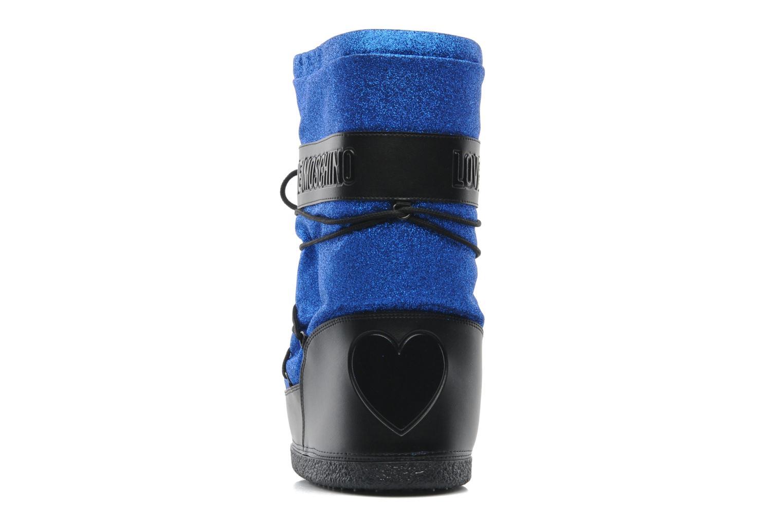 Love boot Bleu