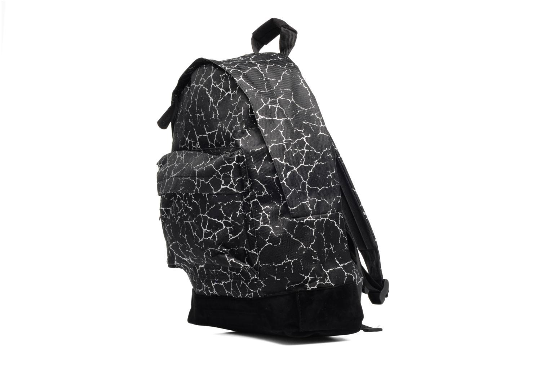 Rucksäcke Mi-Pac Custom Backpack schwarz schuhe getragen