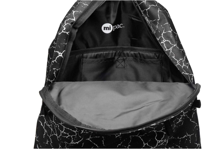 Custom Backpack Black/silver Cracked